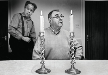 Religious customs are part and parcel of everyday life for Scottish Jews (photo credit: JUDAH PASSOW)