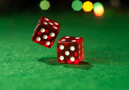 Rolling the dice (photo credit: ING IMAGE/ASAP)