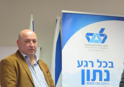 Health Ministry Deputy Director-General Prof. Itamar Grotto (photo credit: JUDY SIEGEL-ITZKOVICH)