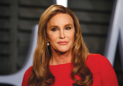 Caitlyn Jenner (photo credit: REUTERS)