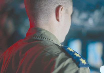 Navy Brigade Commander C (photo credit: IDF SPOKESPERSON'S UNIT)