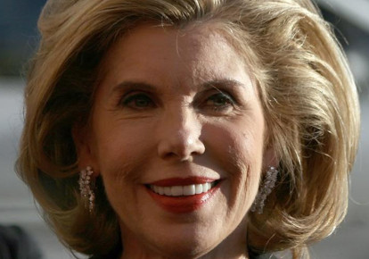 Christine Baranski plays the lead role of Diane Lockhart in The Good Fight (photo credit: WIKIMEDIA COMMONS/MANFRED WERNER (TSUI))