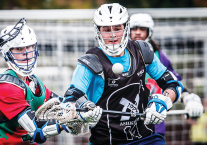 LACROSSE HAS taken root in Israel over the past few years, and next week the World Championship is being hosted by Netanya (photo credit: ISRAEL LACROSSE)