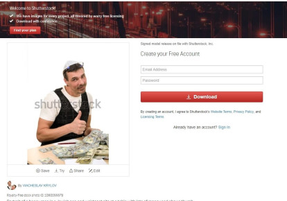 Shutterstock finally pulls antisemitic images from its site