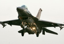 An IAF fighter jet [illustrative photo]