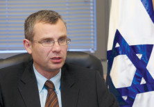 YARIV LEVIN: Judaizing the Galilee isn't discrimination; it's Zionism, it's what we're abour
