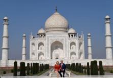 Netanyahu Taj Mahal