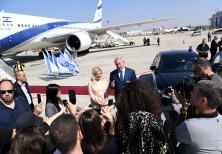 Prime Minister Benjamin Netanyahu addresses the media