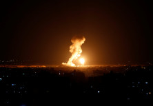 Rockets Gaza