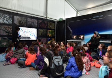 Israel Museum during Space Week