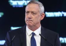 Benny Gantz, chairman of the Israel Resilience Party