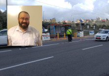 47-year-old, Rabbi Ahiad Ettinger and Ariel Junction, where the attack took place on March 17, 2019