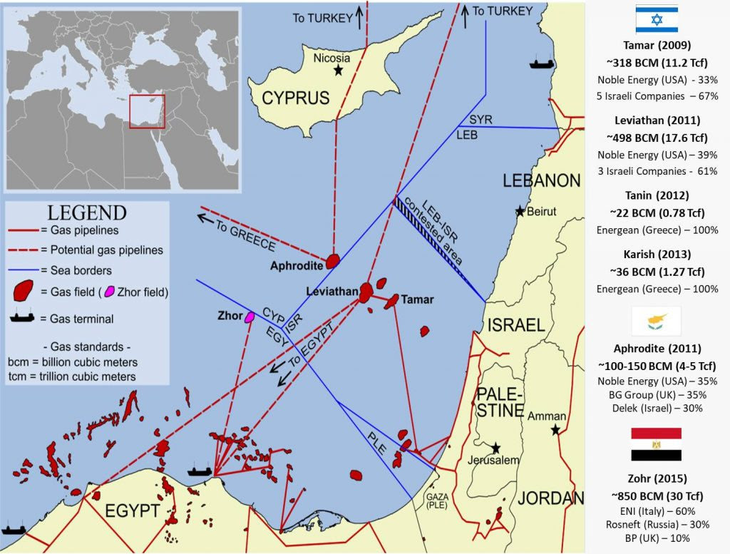 Could natural gas in the Mediterranean spark the Third