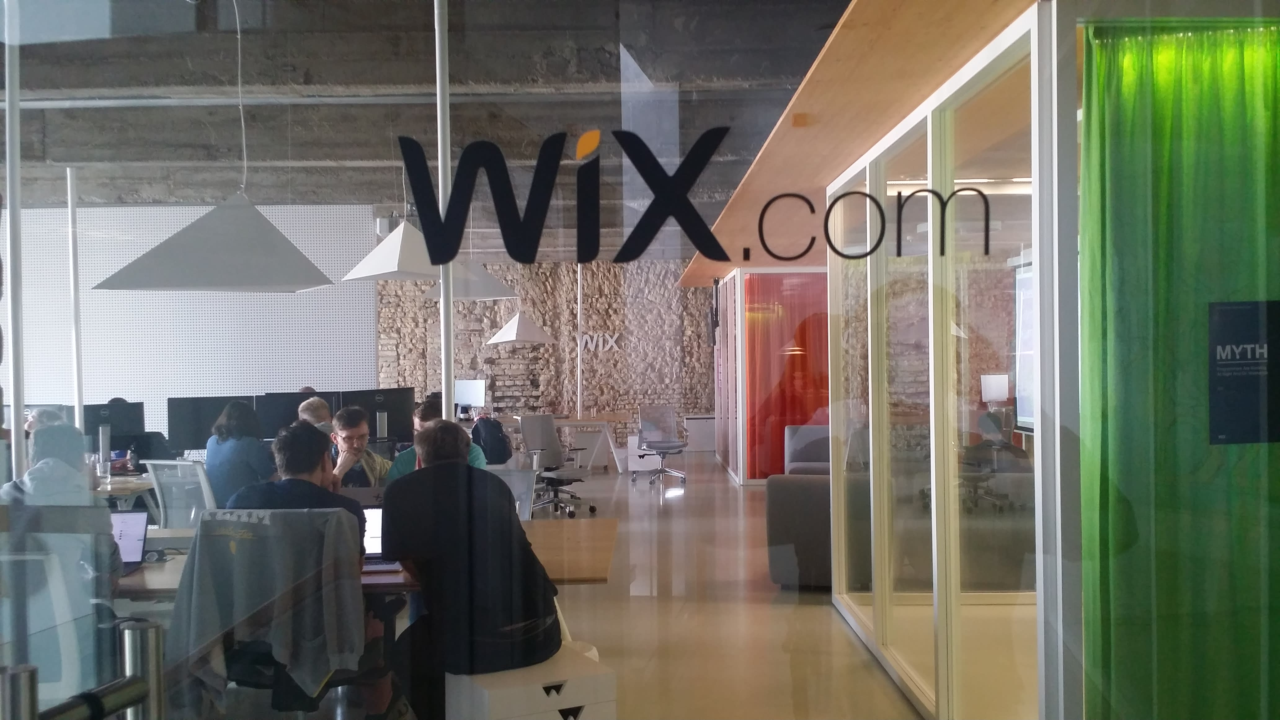 Israeli-based Wix is expanding its large R&D office in Vilnius, Lithuania (Max Schindler)
