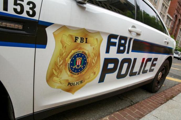 An FBI vehicleREUTERS/AMR ALFIKY