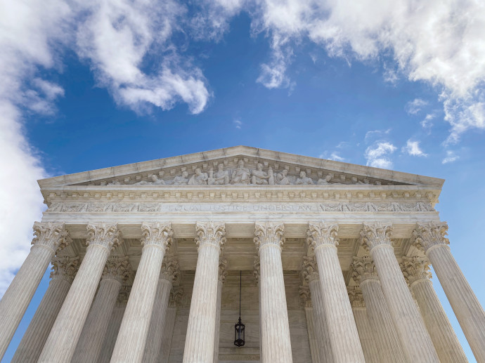 THE US Supreme Court REUTERS
