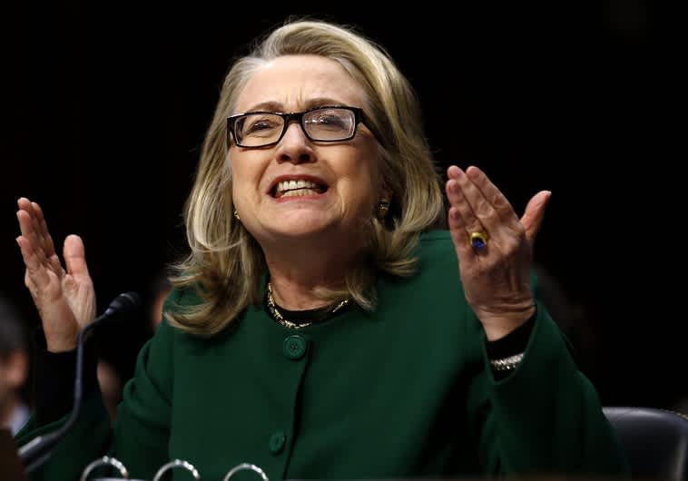 Hilary Clinton / Reuters