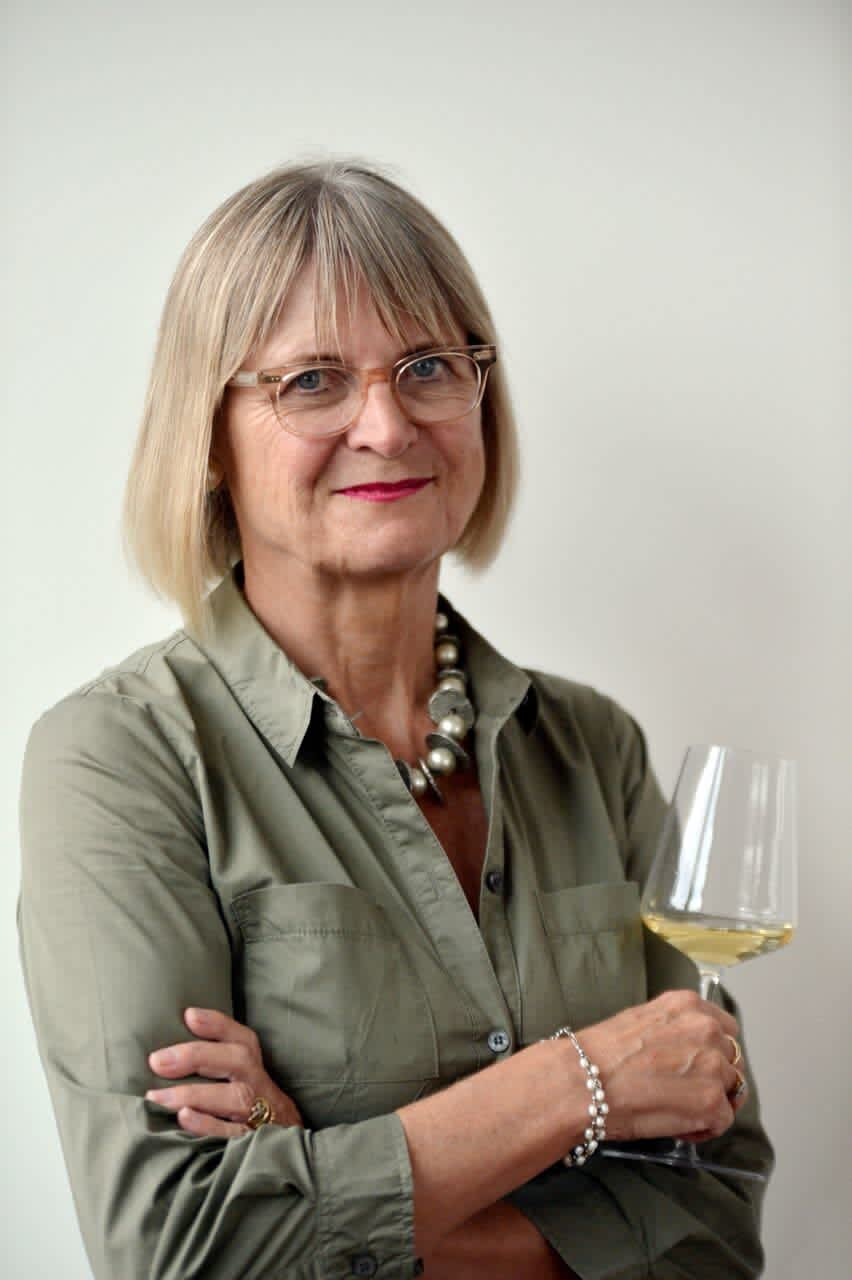Master of Wine Jancis Robinson (courtesy)