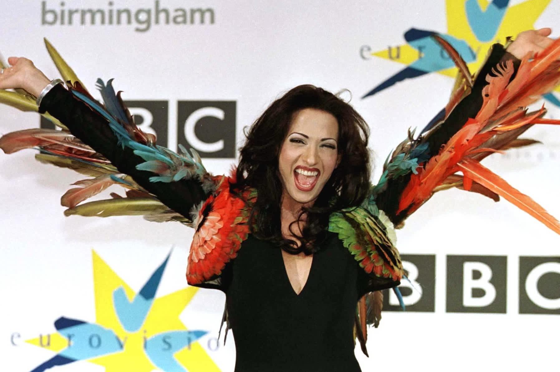 Famed Israeli transexual singer and Eurovision winner Dana International. (Reuters)