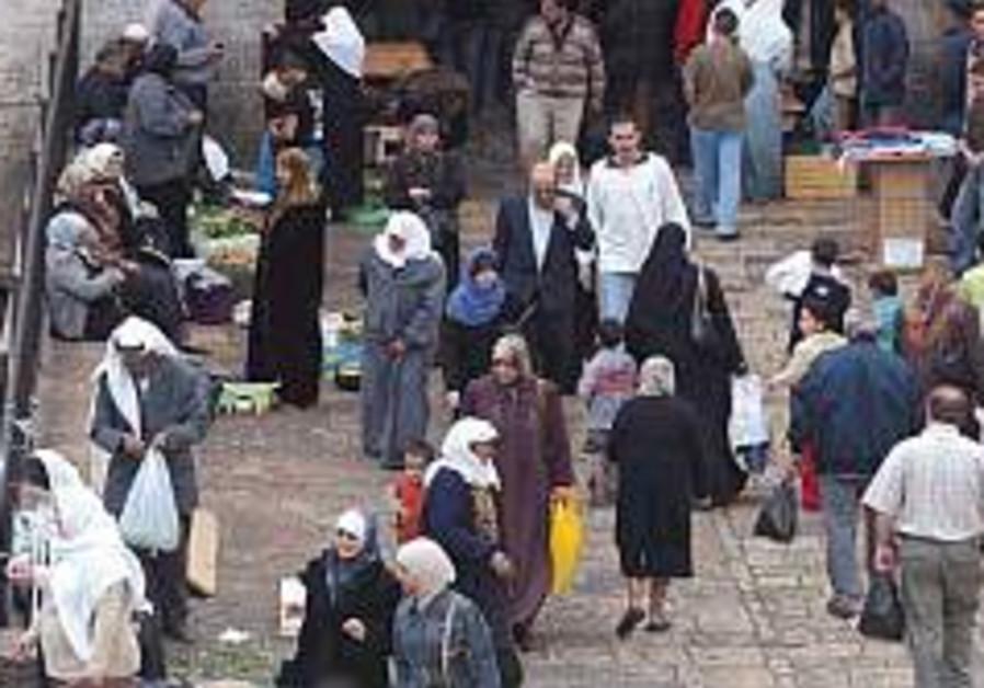 Israelis aren't 'racist' - they're worried