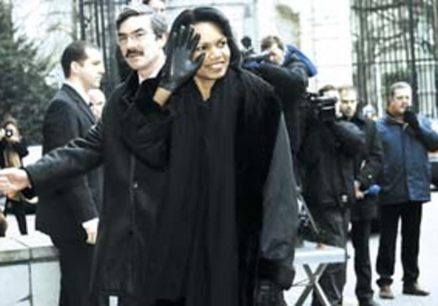 Condoleezza Rice tells 'Post' of family ties to PM