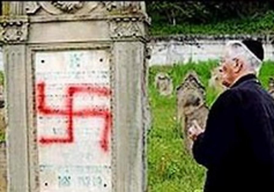 French Jews sous pression