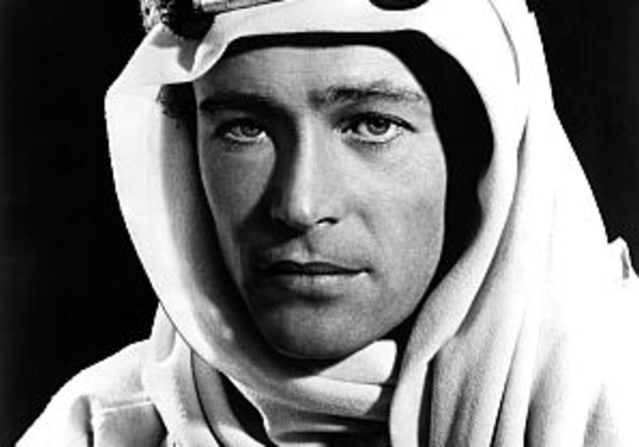 Martin Gilbert: Lawrence of Arabia was a Zionist