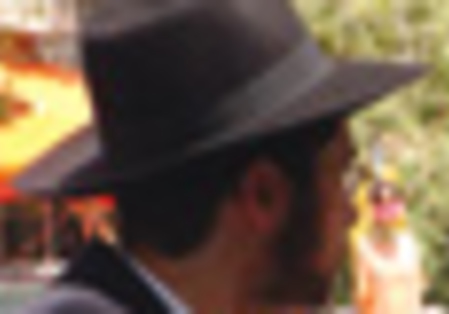 'Whether you've put on tefillin on the street or a
