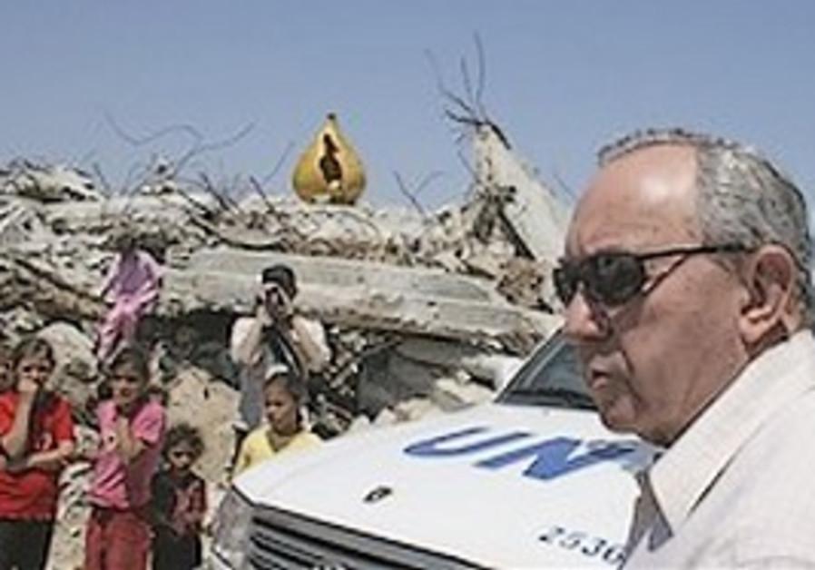 Goldstone in Gaza