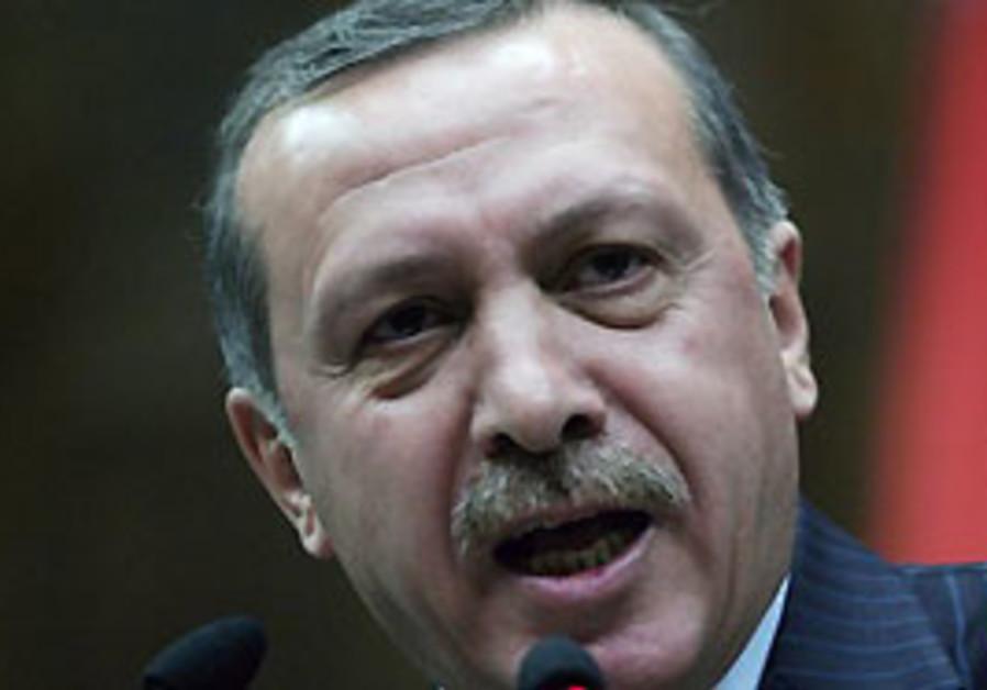 Turkey Prime Minister Recep Tayyip Erdogan.