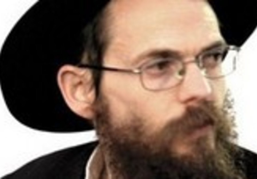 Rabbi Yizhak Shapira.