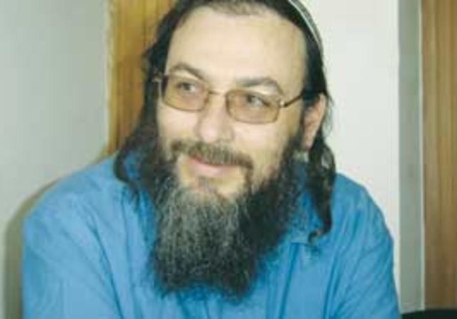 Rabbi Nissan Ben-Avraham.