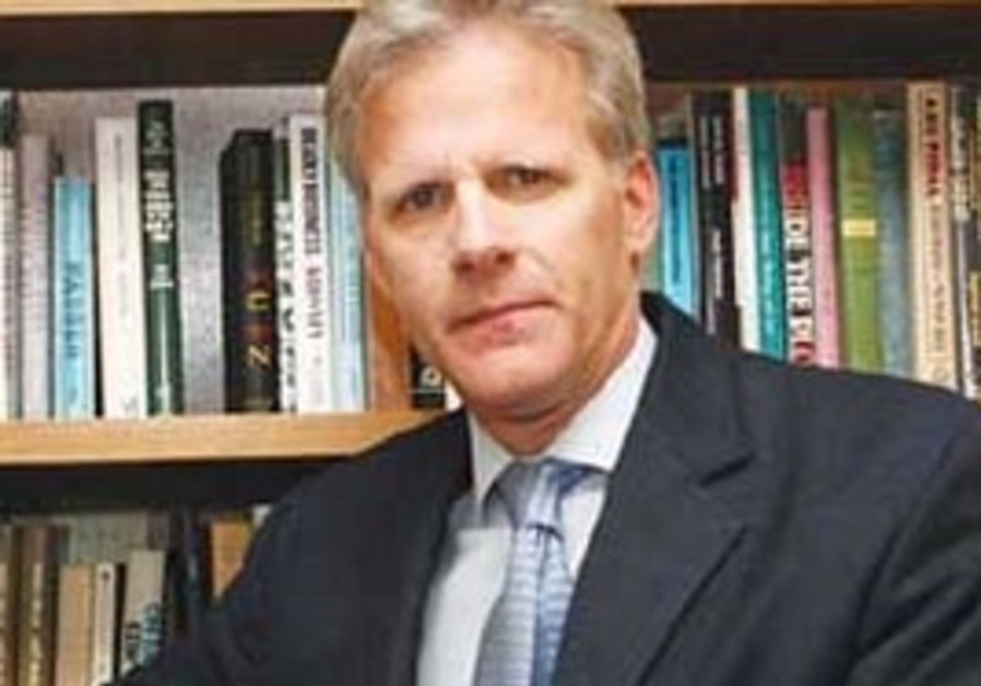 Israeli Ambassador to the US Michael Oren