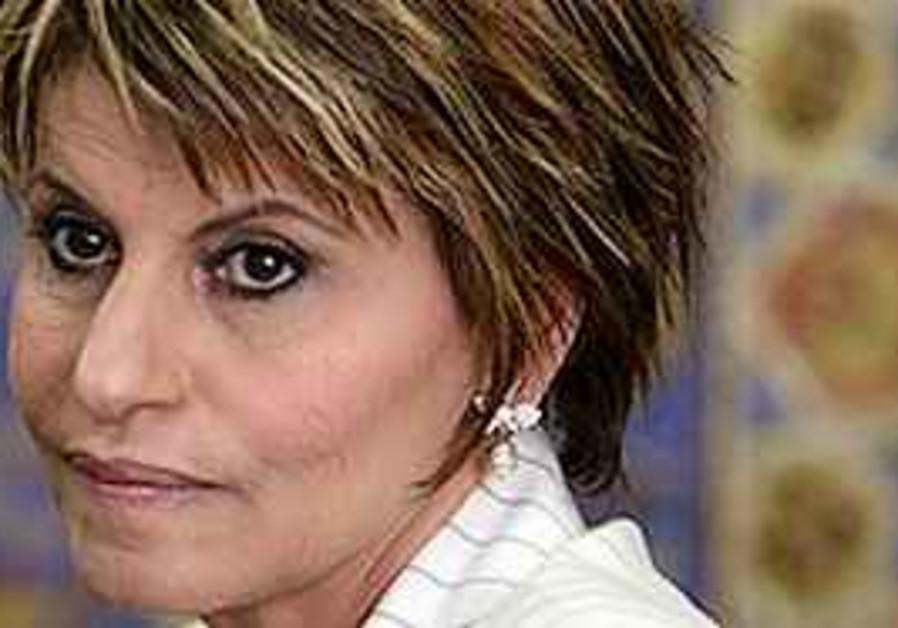 Dalia Itzik.