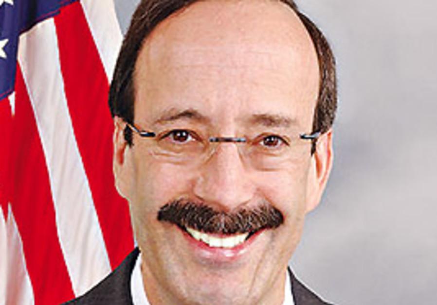 US Congressman Eliot Engel.