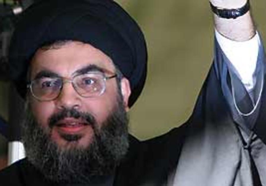 Hizbullah leader Hassan Nasrallah (AP).