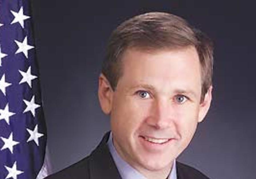 US Republican Senator from Illinois Mark Kirk