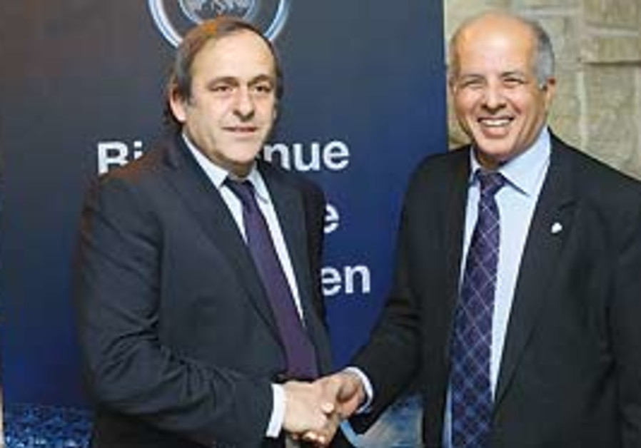 Platini and Luzon