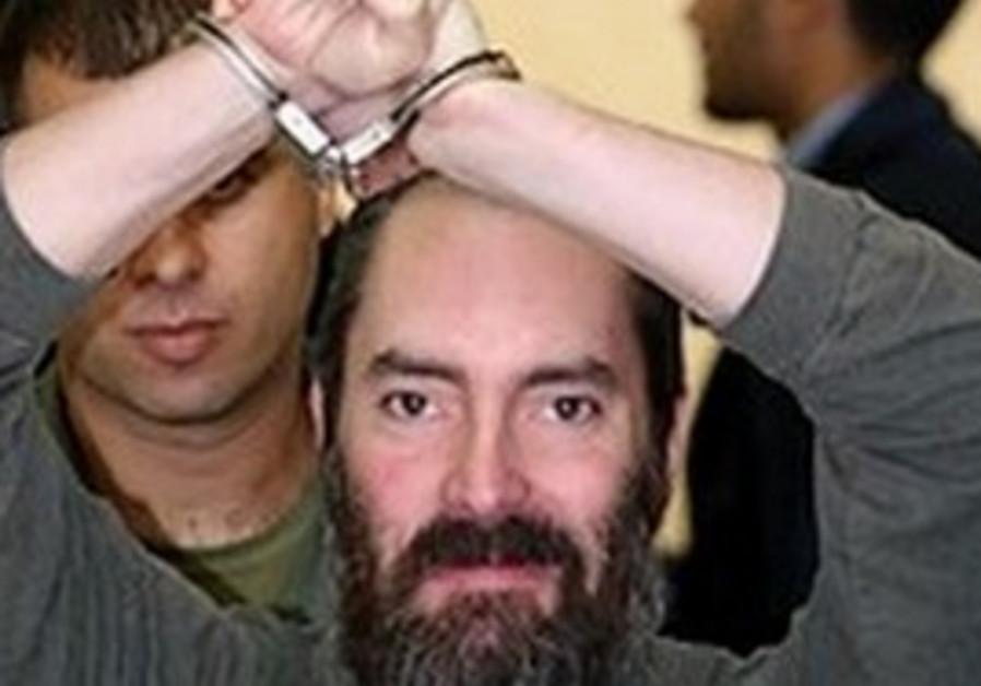 Israeli-American terror suspect Jack Tytell.