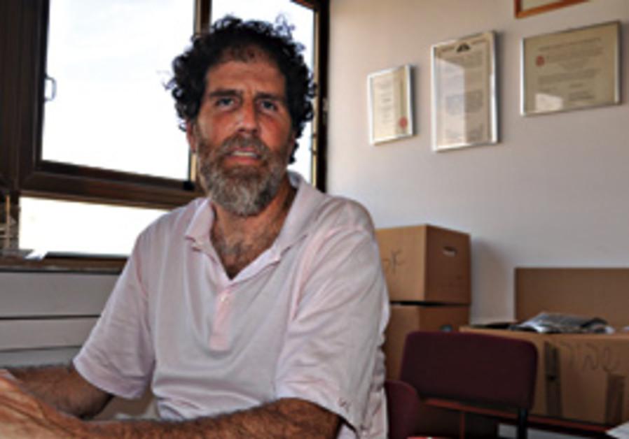 Rabbi Arik Ascherman.