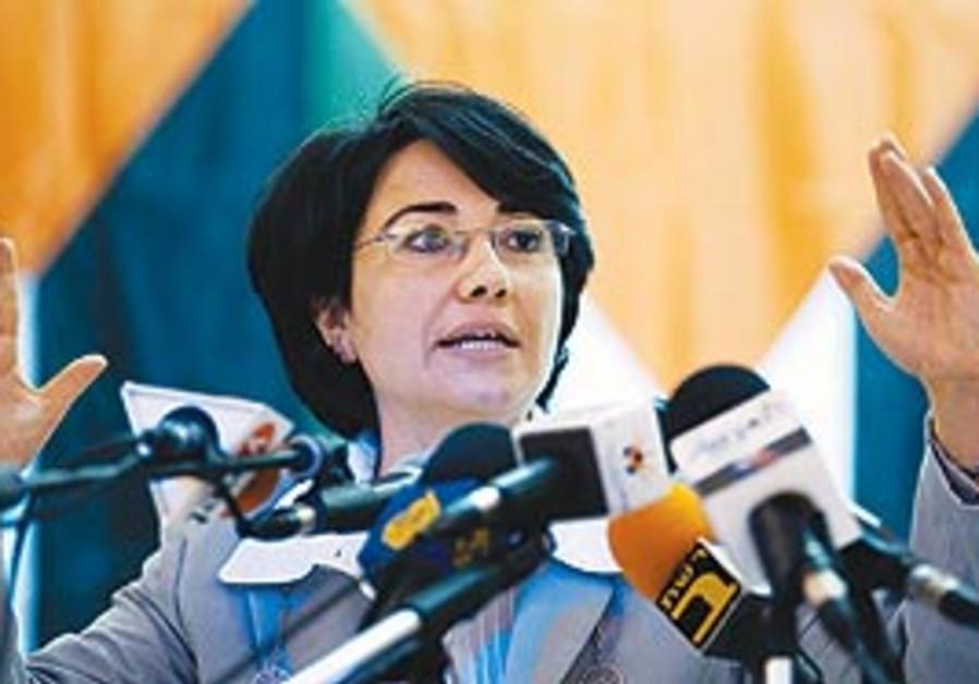 BALAD MK, Haneen Zoabi