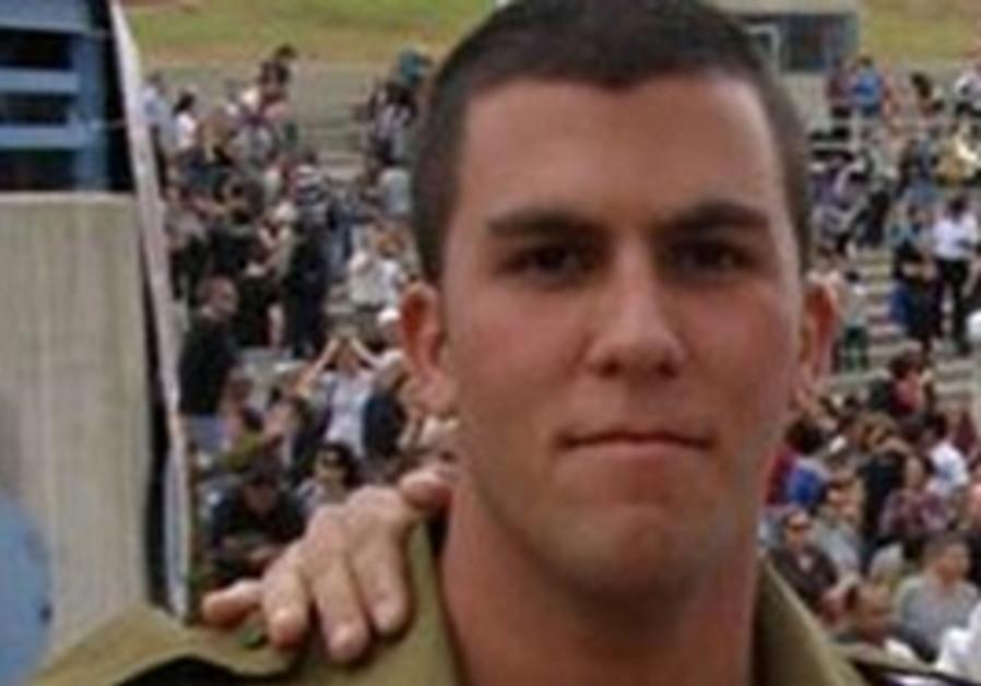 Fallen IDF Soldier Omri Shoshan