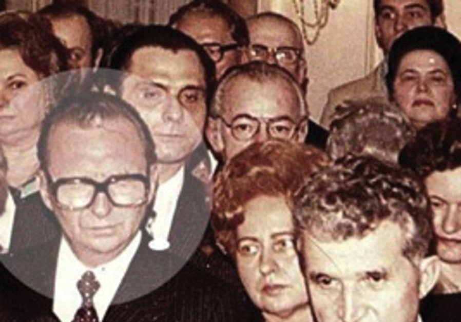 Ceausescu exhorted his protégé to 'pretend to brea