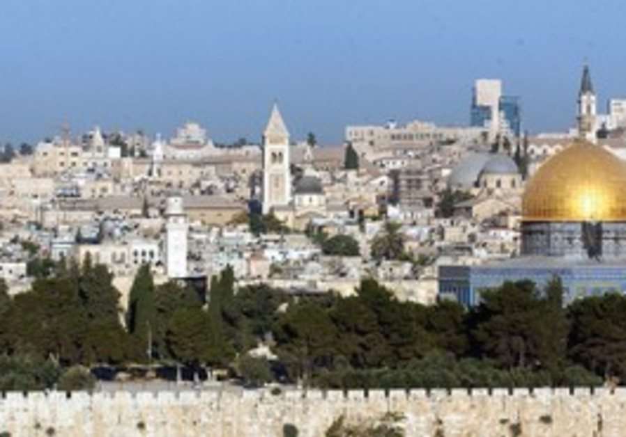 JERUSALEM: RESETTLED upon its desolation