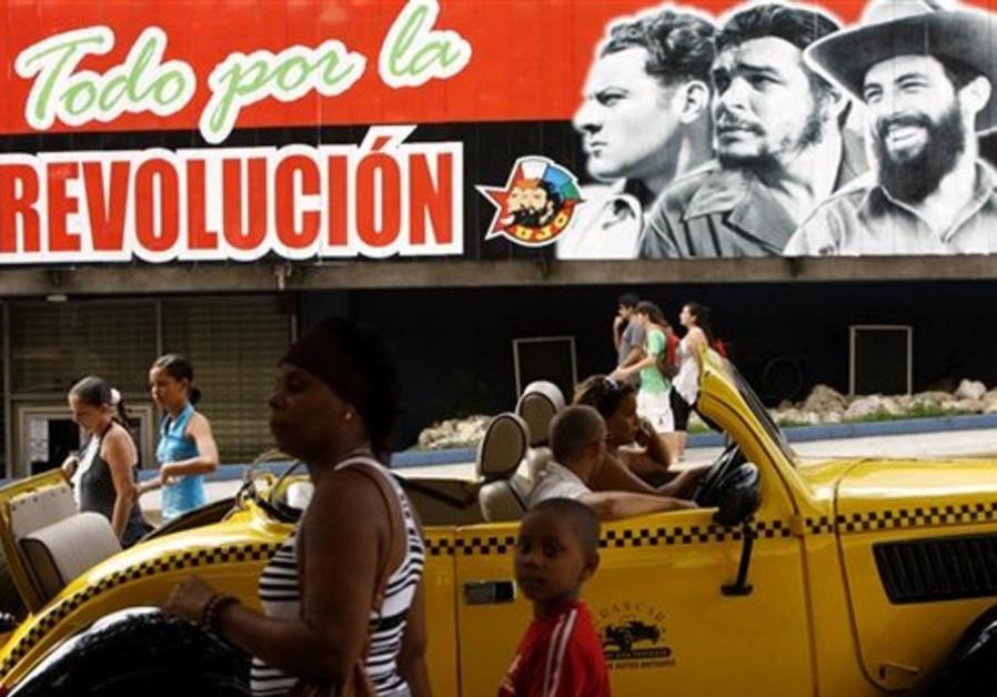 Cuba revolution anniversary