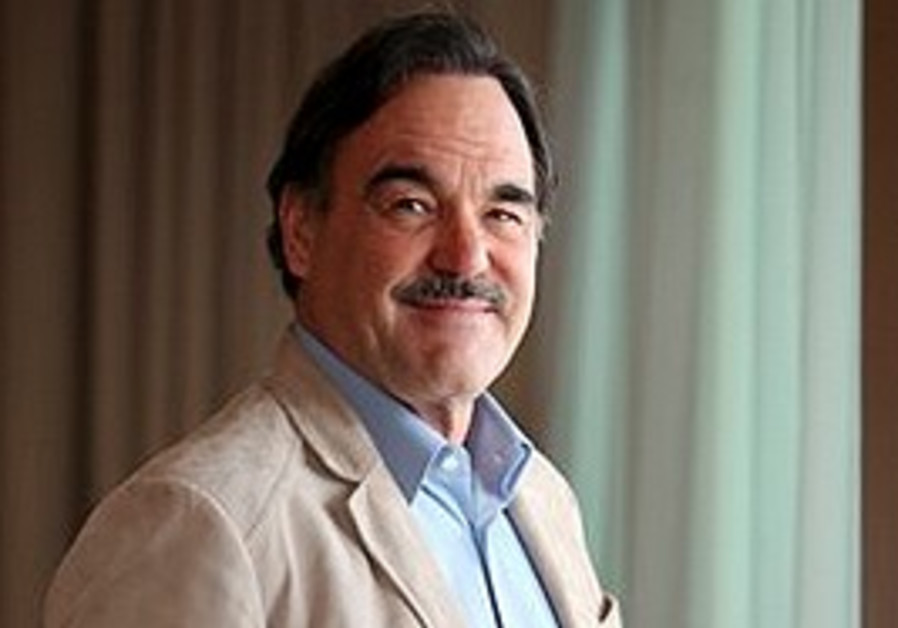 Hollywood director Oliver Stone has made anti-Semitic comments, and is a supporter of Iran and Venez