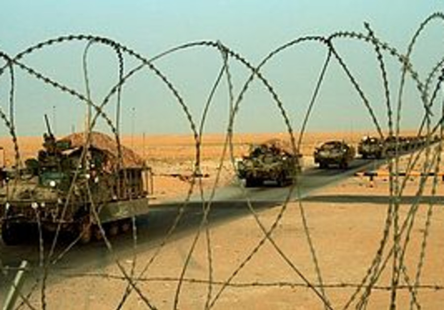The last US combat brigades leave Iraq
