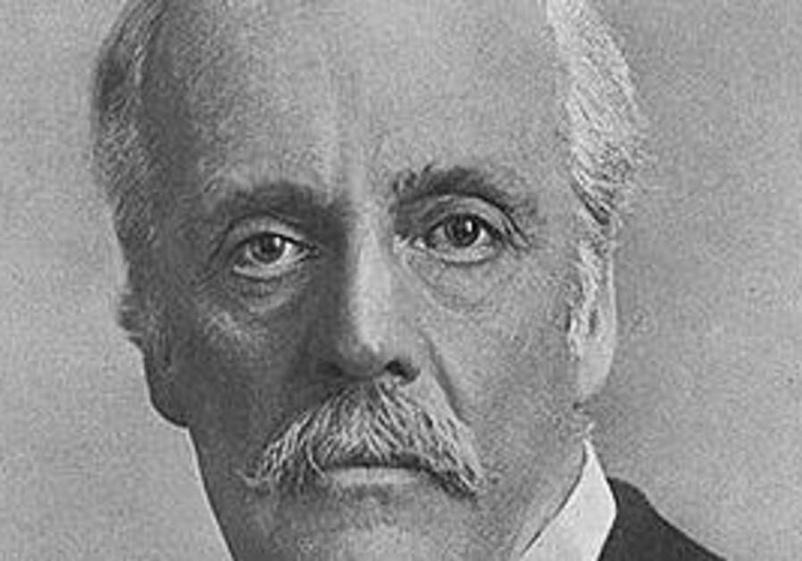 Lord Arthur James Balfour
