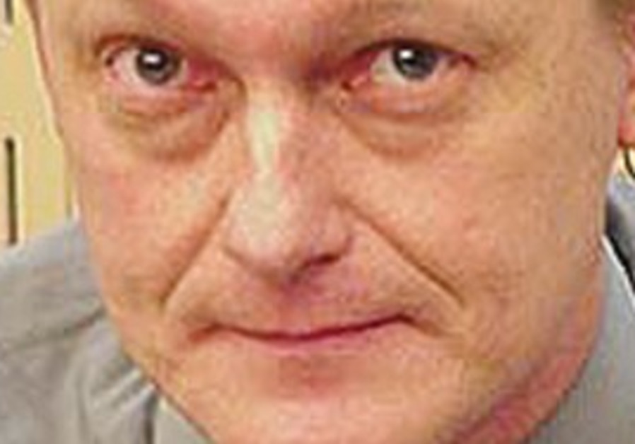 Head of Amnesty International in Finland, Frank Johansson