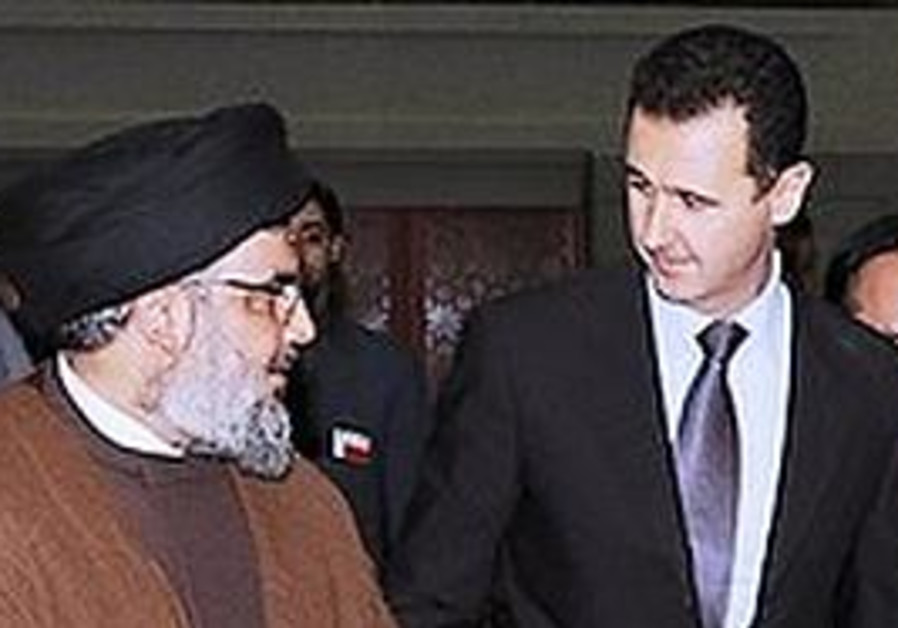 Hizbullah and Syria to cooperate against Israel